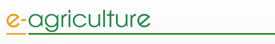 E-Agriculture