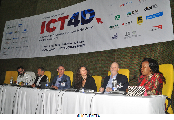 Reflections of the 10th ICT4D Conference, Lusaka – Zambia | E
