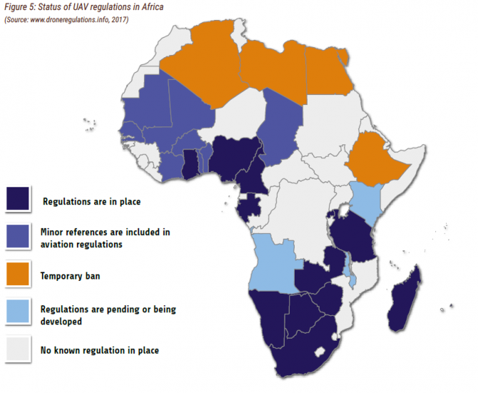 African Union Map.African Union Embraces Drones Technology For Agriculture E Agriculture